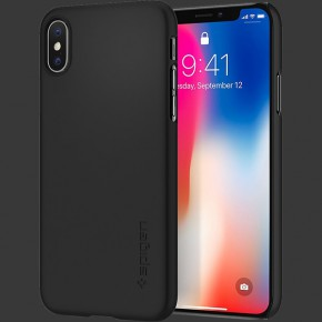 Spigen Thin Fit Series for iPhone X