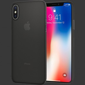 Spigen Air Skin Series for iPhone X