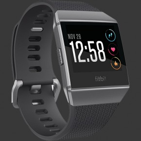FITBIT IONIC (Smoke Gray/Charcoal)