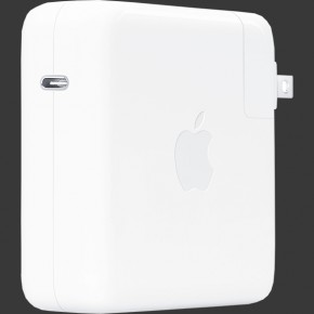 Apple 61W USB-C Power Adapter (MNF72)