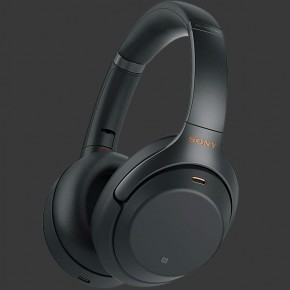 Sony Noise Canceling Headphones 2018