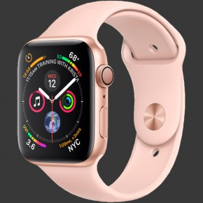Apple Watch Series 4 GPS Aluminum Case