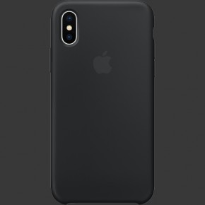 Apple iPhone Xs Silicone Case