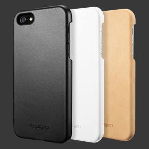 SGP Genuine Leather Grip Series for iPhone 5