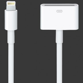 Apple Lightning to 30-pin Adapter (0.2 m)