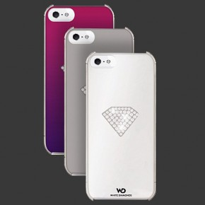 White Diamonds Rainbow for iPhone 5