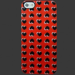 Marc by Marc Jacobs Light Hearted for iPhone 5