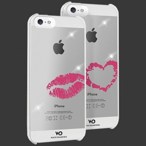 White Diamonds Lipstick for iPhone 5