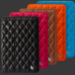 Jison Case Quilted Pattern for iPad mini