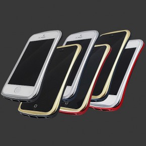 DRACO Elegance Aluminum Bumper for iPhone 5