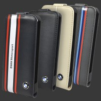 BMW Flip Type Leather Case...