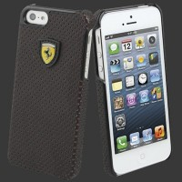 Ferrari Leather Case...