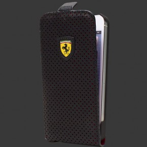 Ferrari Flip Case Challenge Full Perforated