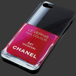 CHANEL Nail Polish Case (Bright Colors)