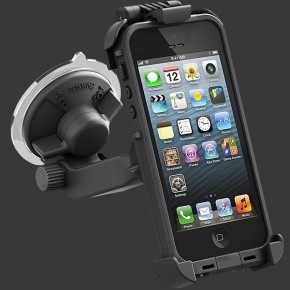 LIFEPROOF Suction Cup Car Mount for iPhone 5