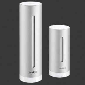 The Netatmo Urban Weather Station