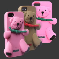 MOSCHINO Bear Silicone Case