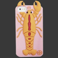 Tory Burch Lobster Silicone Case
