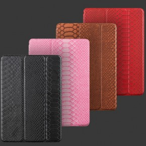 Verus Snake Leather Case for iPad Air