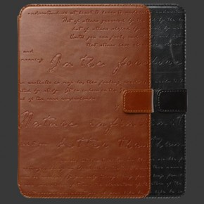Zenus Masstige Lettering Diary for iPad mini