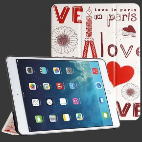 Poetic Covermate Love in Paris Case for iPad Air