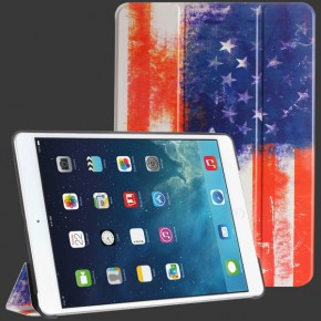 Poetic Covermate USA Flag Case for iPad Air
