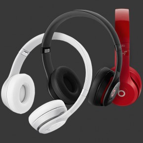 Beats by Dr. Dre Solo2 On-Ear Headphones