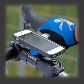 Quad Lock Bike Mount Kit for iPhone 5/5S