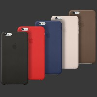 Apple iPhone 6 Plus Leather Case