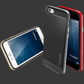 SGP Neo Hybrid Series for iPhone 6