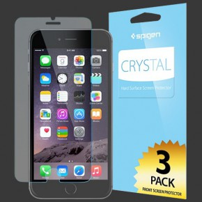 SGP Crystal Screen Protector for iPhone 6 Plus