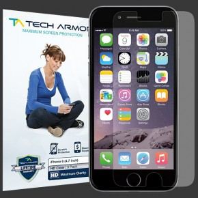 Tech Armor HD Screen Protector iPhone 6 Plus