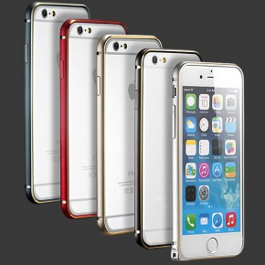 FC Slim Aluminum Bumper for iPhone 6