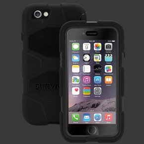 Griffin Survivor Military Case for iPhone 6s/6