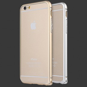 Mooke Slim Aluminum Bumper for iPhone 6