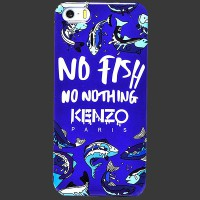 KENZO No Fish TPU Case for...