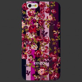 KENZO Roses TPU Case for iPhone 6