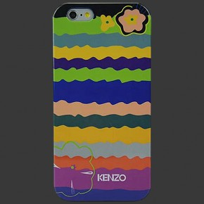 KENZO Ripple TPU Case for iPhone 6
