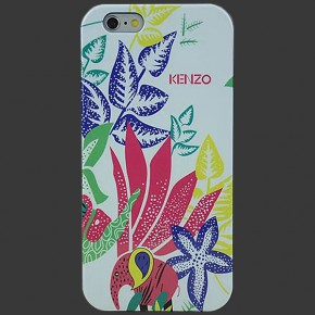 KENZO Elephant TPU Case for iPhone 6