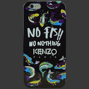 KENZO No Fish TPU Case for iPhone 6 Plus