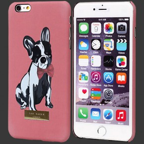 Ted Baker Cotton Dog SF Case for iPhone 6