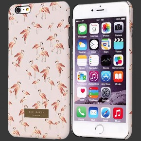Ted Baker Flamingo SF Case for iPhone 6
