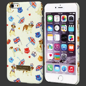 Ted Baker Cute Dog SF Case for iPhone 6