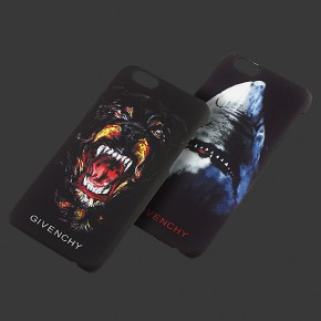 GIVENCHY Rottweiler/Shark Soft-touch Case