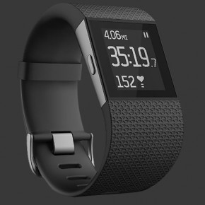 FITBIT SURGE™ Fitness Super Watch