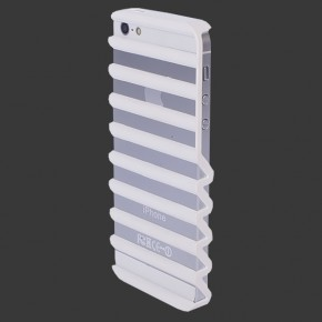 Horizontal Soft-Touch Case for iPhone 5/5S