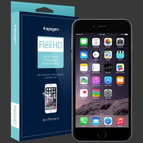 SGP Flex HD Screen Protector for iPhone 6