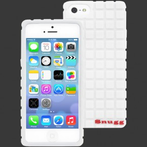 Snugg Silicone Case for iPhone 5/5s