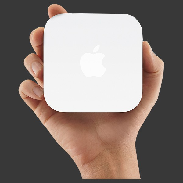 how to connect apple airport express