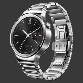 Huawei Watch 42mm Stainless Steel Link Band